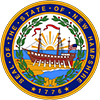 The Great Seal of the State of New Hampshire